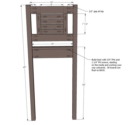 Pdf Diy Bar Stool Woodworking Plans Download Armoire