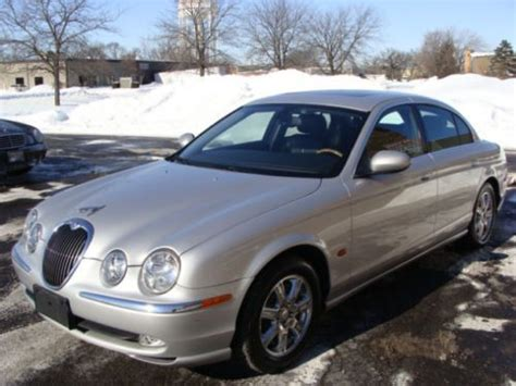 Buy Used 2004 Jaguar S-type V6 Low Miles Super Nice Car In