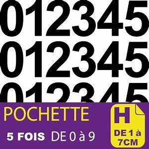 Autocollant Anti Radar : pochettes de chiffres et lettres adh sives ultra ~ Melissatoandfro.com Idées de Décoration