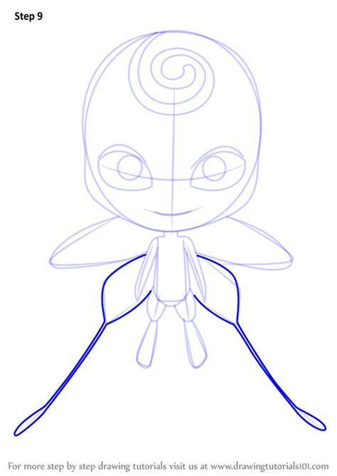 learn   draw nooroo kwami  miraculous ladybug