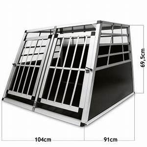 Cage Transport Chien Voiture : cage de transport grand chien cage chien voiture ~ Medecine-chirurgie-esthetiques.com Avis de Voitures