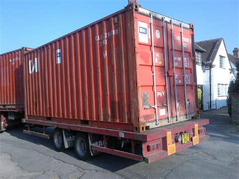 Buying Tips For Second Hand Shipping Containers
