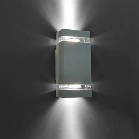 1pcs lot led waterproof outdoor modern wall light mounted 8w ac85 265v ip54 aluminum wall l