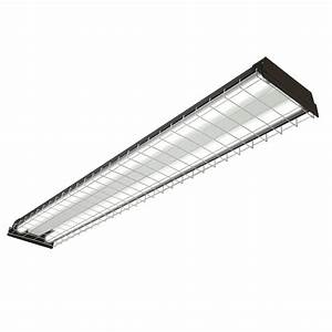 Shop Utilitech Fluorescent Shop Light  Common  4