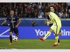 Paris SaintGermain 13 Barcelona Suarez at the double