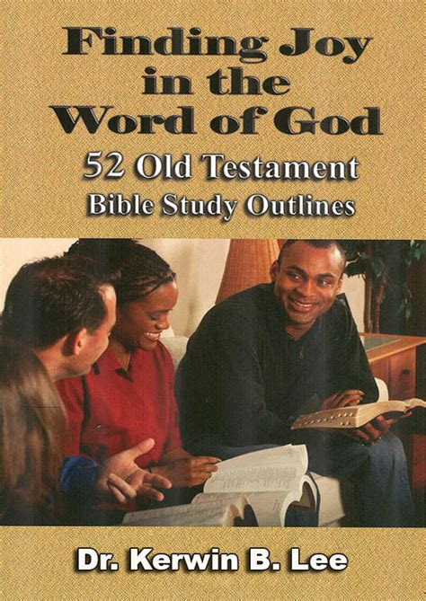 Finding Joy In The Word Of God