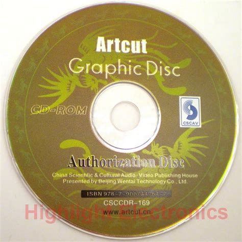 artcut  sign making software graphic cds  cutting