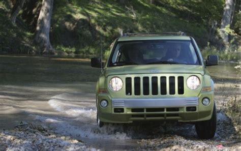 jeep commander vs patriot 2010 jeep patriot vs ford escape subaru forester scion