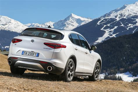 2018 alfa romeo stelvio priced from 41 995 in the us