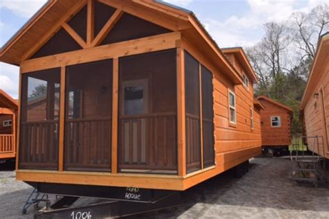 ruths  sq ft park model tiny house  sale nc price dropped
