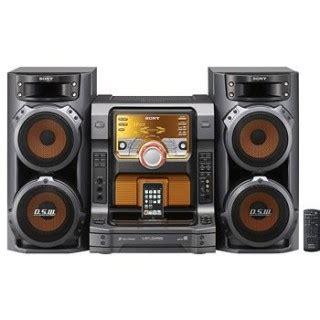 Sony Stereo Shelf System   LBTZX66I   Audio Systems ...
