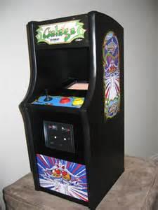 fs mini galaga machine 22 quot tall pics inside klov vaps