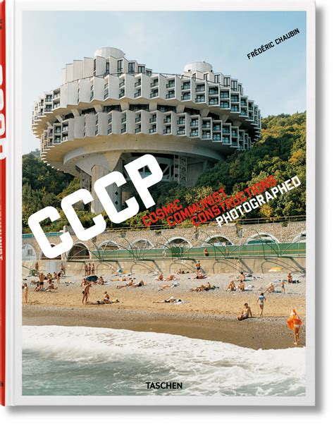 soviet architecture frederic chaubin cccp taschen books