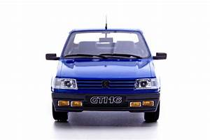 309 Gti 16s : peugeot 309 gti 16 miniature 16s bleu miami prototype ottomobile 1 18 voiture ~ Gottalentnigeria.com Avis de Voitures