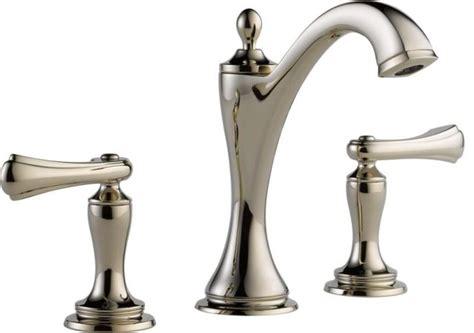 brizo charlotte  handle widespread lavatory faucet