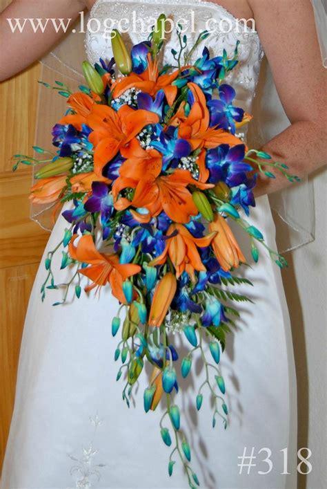 Best 25 Orange Wedding Flowers Ideas On Pinterest