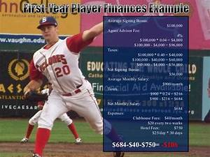 Minor League Baseball Player Salaries Vs Expense 2019