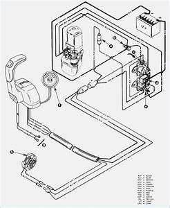 Mercury Outboard Power Trim Wiring Diagram