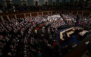 Donald Trump Photos Photos - Donald Trump Delivers Address ...