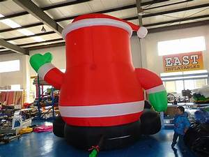 Inflatable santa claus santa clausesanta clausletter for Cheap letters from santa claus