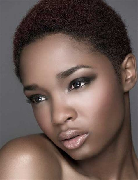 short cuts  black women  short hairstyles