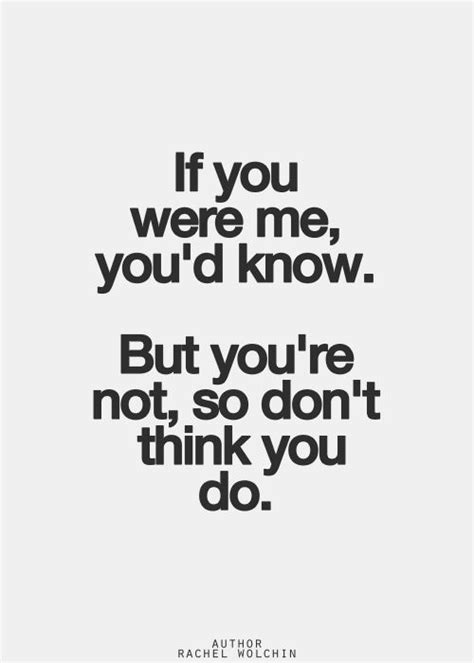 You Cant Like Me Quotes
