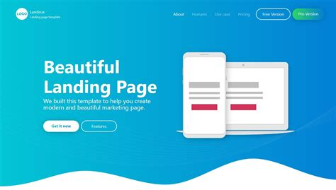 What Good Landing Page Design Best