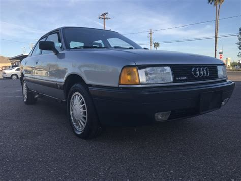 blue book value used cars 1991 audi 80 security system 1988 audi 80 quattro german cars for sale blog