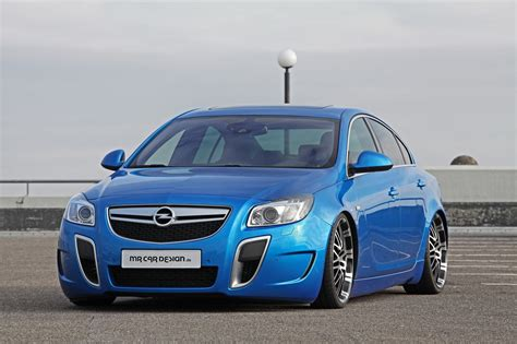 opel car opel insignia opc tuned by mr car design autotribute
