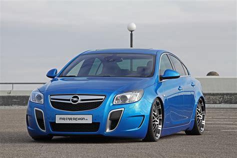 opel car opel insignia opc tuned by mr car design autotribute