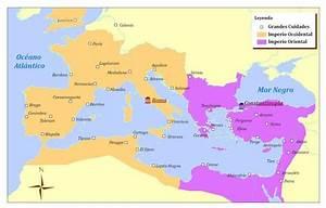 Roman Empire Maps | Istanbul Tour Guide