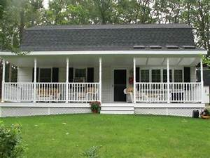 Southern House Plans With Wrap Around Porches - Southern
