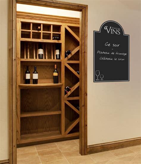 ardoise murale adhésive vin décoration cuisine