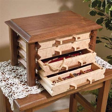 woodcraft magazine pagoda style jewelry box