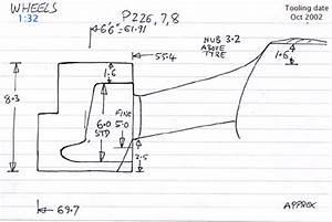Casting Diagram  P226