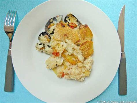 riso cozze  patate recette par litalie dans ma cuisine