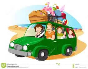 Family Vacation Van Clip Art