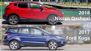 Ford Kuga 2018 : 2018 nissan qashqai vs 2017 ford kuga technical comparison youtube ~ Maxctalentgroup.com Avis de Voitures