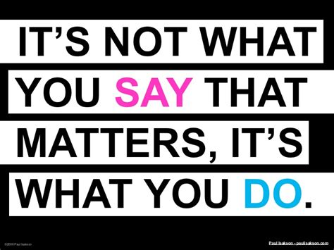 social media it s not what you say that matters