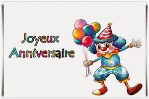 Carte Anniversaire Pour Enfant : carte virtuelle anniversaire pour enfant ~ Melissatoandfro.com Idées de Décoration