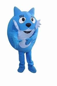 Toodee from Yo Gabba Gabba rent costume characters ...