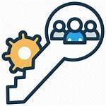 Team Icon Core Scrum Master Agile Owner