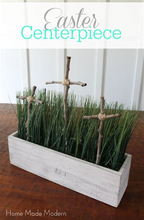 christian easter decorations easter centerpiece diymyspring easter easter