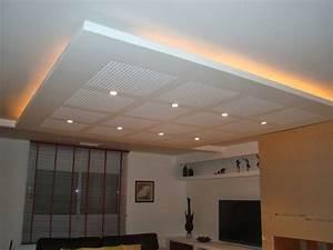 plafond placo Déco plafond platre
