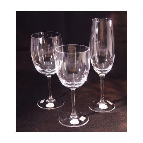 servizio bicchieri servizio bicchieri cristallo duccio di segna
