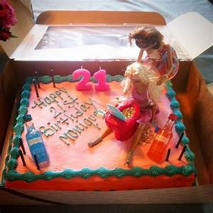 Drunk barbie cake, Barbie cake and Barbie on Pinterest