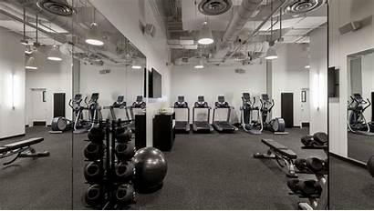 Fitness Center Hotel Everly Kimpton Wellness Embrace