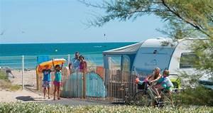 campingplatz les mediterranees marseillan plage beach With katzennetz balkon mit camping beach garden frankreich