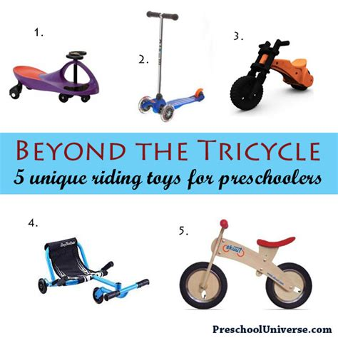 beyond the tricycle 5 unique ride on toys for preschoolers 117 | ride on toys article image