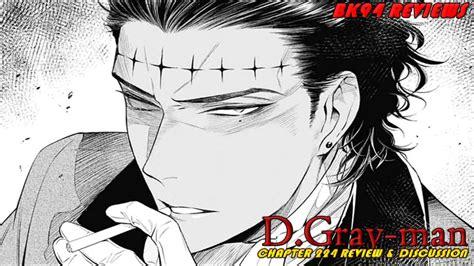 foto de 7 PAGES SHORT? D Gray man Chapter 224 Manga Review